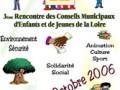 Organisé par les Francas de la Loire et la DDJS (42)