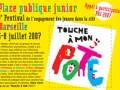 Le festival de l'engagement des jeunes dans la cité. L'occasion d'un débat sur Stop aux clichés sur les jeunes dans les médias.