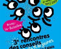 L'Anacej est très heureuse de répondre à l'invitation de la Ville de Bruay-la-Buissière  pour les 3èmes Rencontres des conseils d'enfants et de jeunes du Réseau Nord-Pas-de-Calais de l'Anacej, qui se dérouleront les 23 et 24 avril prochains.