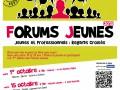 AFFICHE - FORUM JEUNES 13-09
