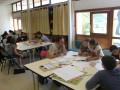 Une séance de préparation des jeux du CME d'Échirolles ©Ville d'Échirolles