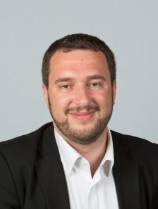 Mathieu Cahn, Maire adjoint de Strasbourg et Vice-Président de la Communauté urbaine de Strasbourg
