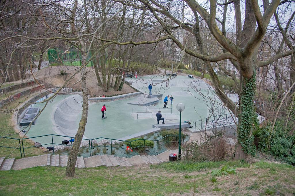 Un nouveau skatepark issy les moulineaux inauguration le 11 avril anacej - Plu issy les moulineaux ...