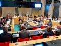 Séance plénière du CCJ, en salle du Conseil, en présence des Élus ©Issy-les-Moulineaux