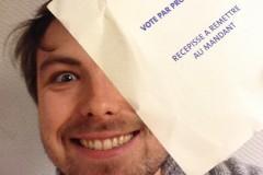 Comme Simon, participez vous aussi à la campagne #JeVote !