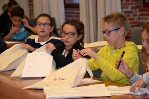Le Parlement des Enfants de Cornebarrieu