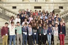 Les conseillers jeunes de Savoie de la promotion 2015-2016